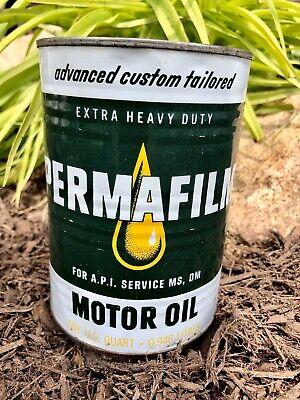 Permafilm Quart Oil Can