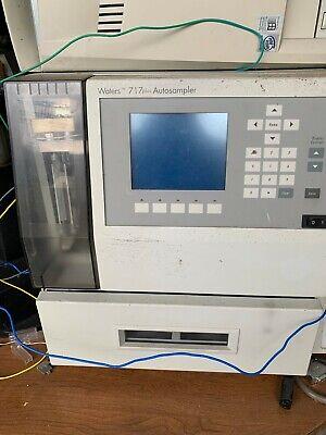 Waters 717 Plus Hplc Chromatograph Autosampler Injector Wat078900