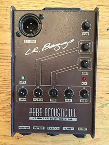 LR Baggs Para Acoustic DI - Excellent Condition