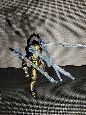 Custom Yellow Jacket Laser Effects Lot NO MARVEL LEGENDS FIGURE Ant-Man Avengers