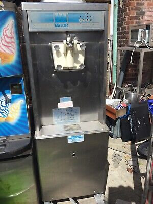 Taylor 751-27 Single Phase 220v Air Cooled Ice Cream Machine