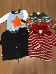 Boys 3-6m Onsies, Pants, Sweaters Old Navy Gap Tommy Hilfiger