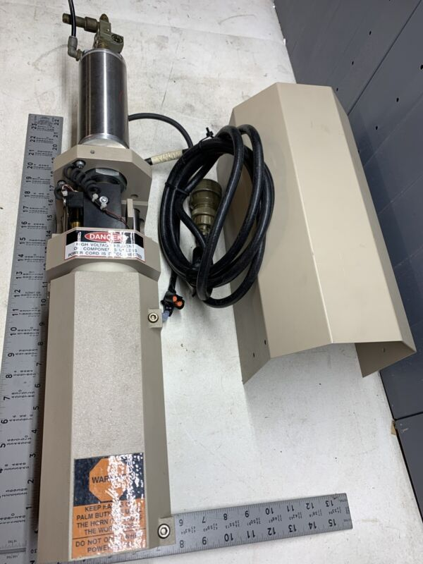 SONICS & MATERIALS Model 1096 Ultrasonic Welding Actuator *WARRANTY*READ DETAILS