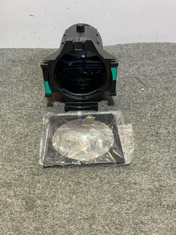 Chauvet Pro 19 Degree Ovation Ellipsoidal HD Lens Tube Includes: Gel Frame, Lens