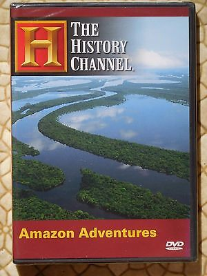 Amazon Adventures   The History Channel New Unopened