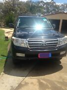 Land cruiser 200 series 2008 model wagon Warwick Southern Downs Preview