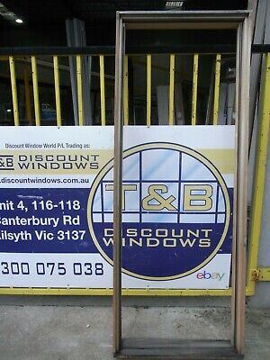 Timber Door Entry 2105H x 785W (Item 4132) KDHW
