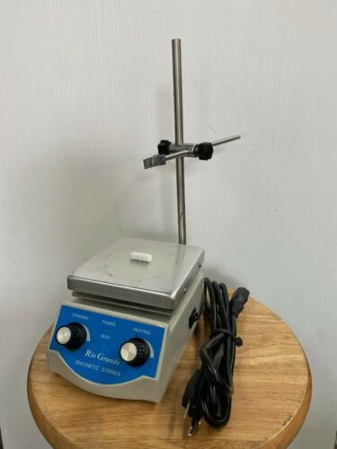 Magnetic Stirring System with Heated Stand