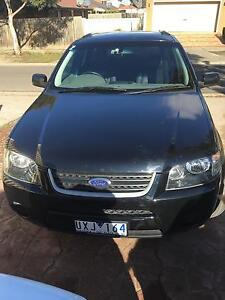 2007 Ford Territory Wagon Glenroy Moreland Area Preview