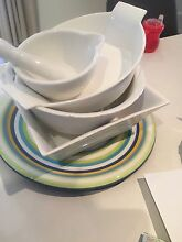 $2 a piece assorted kitchen bowls. Platter etc all in exc con Bomaderry Nowra-Bomaderry Preview