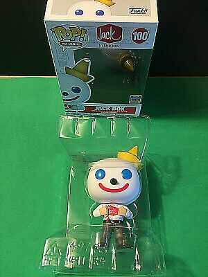 Funko Pop limited edition Jack in the Box 100 NIB