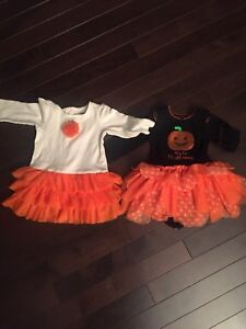 3-6 Month Girl Halloween Outfits