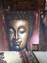 Buddha Face Painting Benowa Gold Coast City Preview