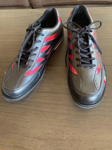 New 3G Cruze  bowling shoes Men Size 14 . W 16 Black/Red. Un