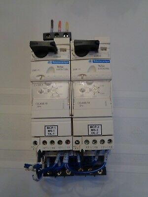 Telemecanique Tesys Luc A 12bl 0 5bl Single Phase3 Phase Motor Starters