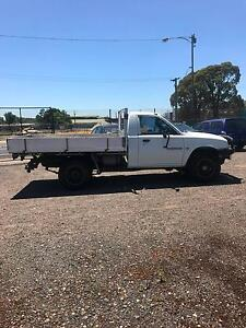 2002 Mitsubishi Triton Ute Morwell Latrobe Valley Preview