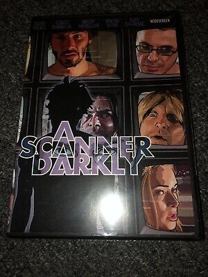 A Scanner Darkly (DVD, 2006)