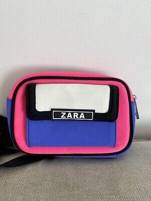 New Neon Zara belt bag