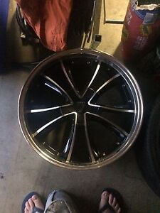"""20"""" lenso wheels Emu Heights Penrith Area Preview"""