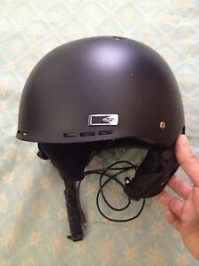 Smith Holt Snowboarding Helmet Ear Speaker