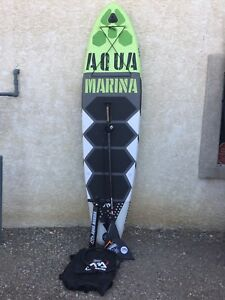 Aqua Marina THRIVE 9 foot 9 inch Stand Up Paddle Board (SUP)