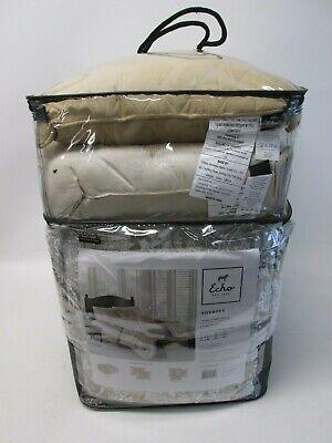 Echo New York 6-piece 100% Cotton Comforter Sets - Voyager KING  shams & Pillow ()