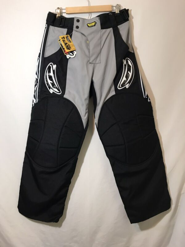 NWT JT team paintball pants men black size small padded jt usa paintball