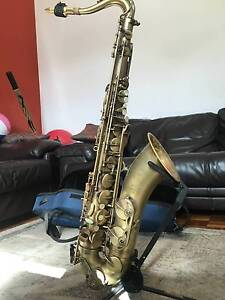 Selmer Tenor Saxophone Reference 54 (Vintage) Watsons Bay Eastern Suburbs Preview