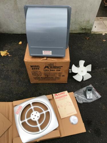 NOS Vintage Aubrey Rangemaster Through The Wall Kitchen Exhaust Fan