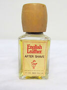 Vintage English Leather Aftershave