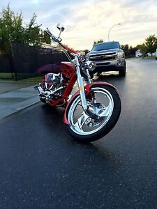 2008 Big Bear Chopper Athena ProStreet