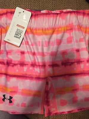 Girls Compression Shorts (NWT Girls Under Armour Compression Shorts XL)
