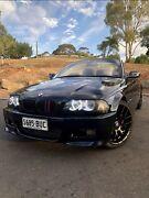 2001 BMW E46 330CI (MANUAL) Belair Mitcham Area Preview