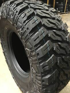 Cheap 4WD Tyres - Maxtrek Mud Trac