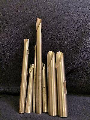 """Metal Removal Carbide Spotting Drill RH 3//8/"""" x 7//8/"""" x 3-1//8/"""" 2FL 90º M43677"""
