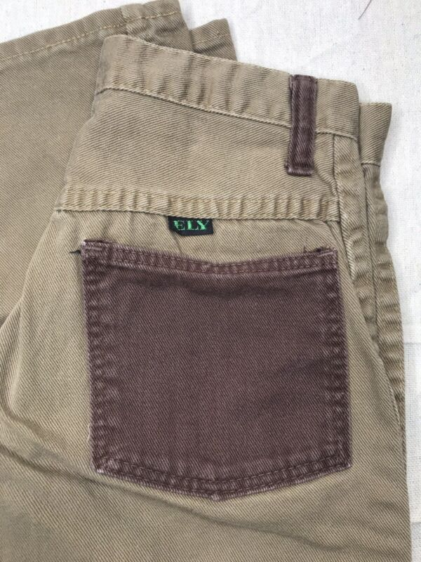 Vintage ELY Jeans 1960s Children