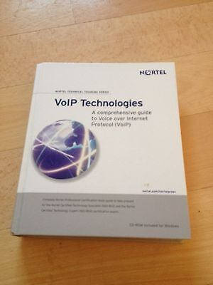 Nortel Voip Technologies  Guide To Voice Over Internet Protocol