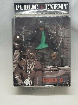 Mezco Toys Public Enemy CHUCK D & FLAVA FLAV 8