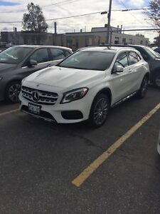 Lease Takeover 2018 Mercedes Benz GLA250