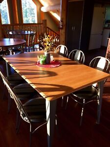 Dining room / kitchen tables