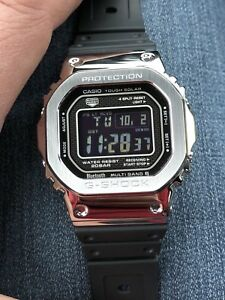 Casio GMW-B5000 JDM model G-Shock.