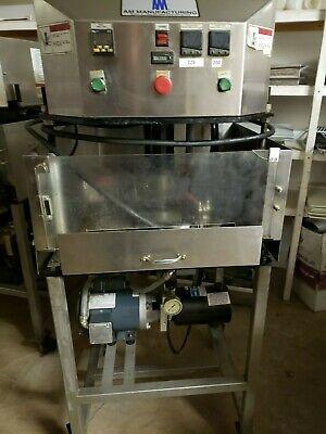 Am Manufacturing Lt1800bh Little Toro Hot Press Pizza Dough Press