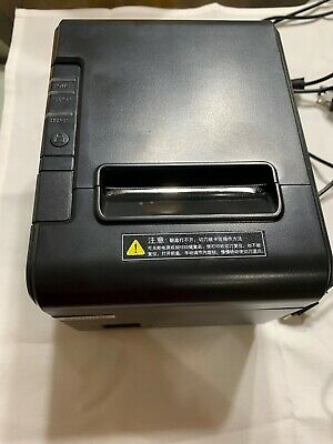 Xprinter Xp-q200 Pos Mini Thermal Receipt Printer - Usbserial Port - Autocut