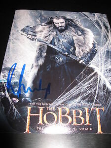 RICHARD-ARMITAGE-SIGNED-AUTOGRAPH-8x10-PHOTO-HOBBIT-PROMO-IN-PERSON-COA-AUTO-K