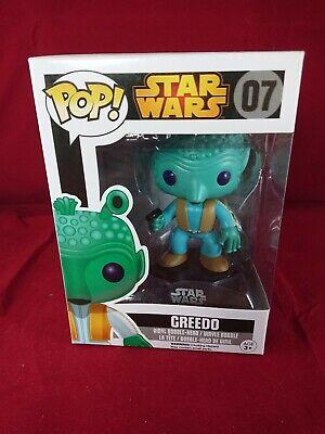 Star Wars Funko Pop! Greedo 07