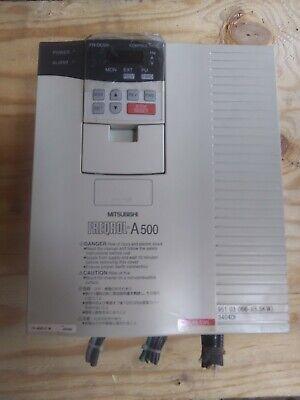 Mitsubishi Inverter A500 Fr-a520-5. 5k-83
