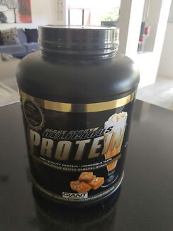 GIANT SPORTS DELICIOUS PROTEIN 5LB SALTED CARAMEL