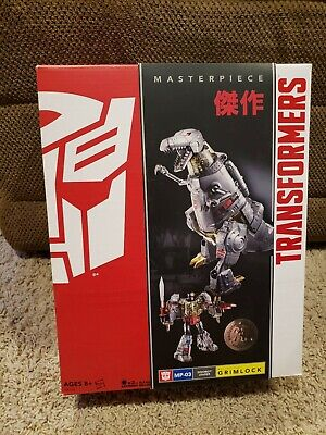 Transformers Masterpiece Dinobot Grimlock MP-03.  Toys R Us exclusive NIB
