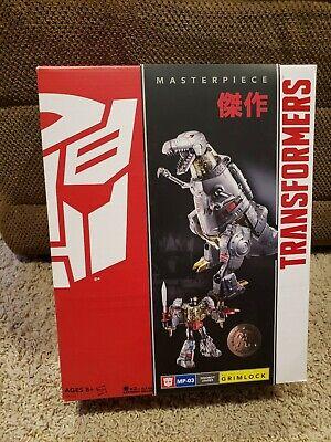 Transformers Masterpiece Dinobot Grimlock MP-03.  Toys R Us exclusive NIB