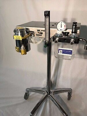Anesthesia Machine Sevoflurane Tec 3 Vaporizer - Veterinary  All New